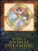 World Animal Dreaming Oracle Cards - Scott Alexander King